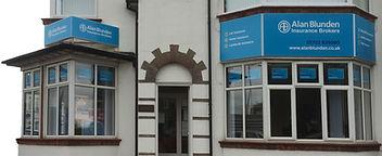 Alan Blunden Insurance Brokers Building