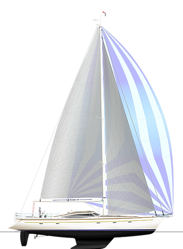 Kraken 66 ft Sailing Yacht