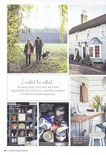 Country Homes & Interiors first page
