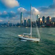 Kraken 66 Sailing