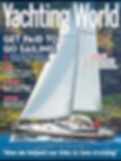 Yachting World May 2018 Edition front cover