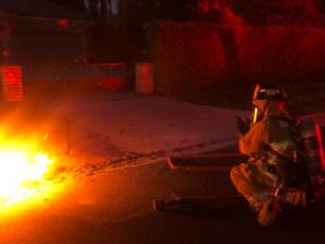 Fire Department Weekly Report -  week of September 19 – 25, 2021.