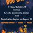 Boo Bash - Friday, October 29, 2021