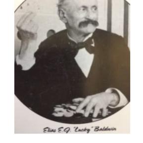 "Elias Jackson ""Lucky"" Baldwin: Los Angeles County Arboretum and Botanic Garden"