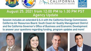 Alt Car Expo Agency Update Meeting (virtual) - 8/25 | 1200-1:30pm