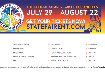 Official Summer Fair of Los Angeles coming to Arcadia