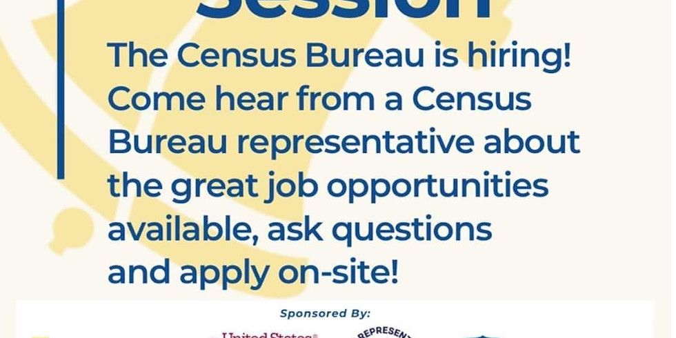 Census Application Session