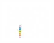 3. TEACH A BRAND TO FISH LOGO COLOR SET