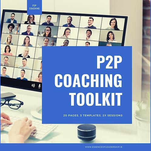 P2P Coaching Toolkit