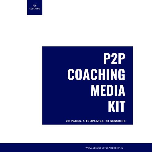 P2P Coaching Media Kit