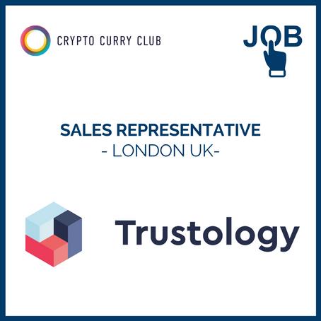 Live Job: Sales Representative, Trustology