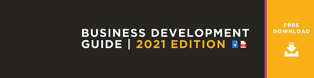 FREE ACCESS: Teach a Brand to Fish Business Development Guide (2021 Edition)