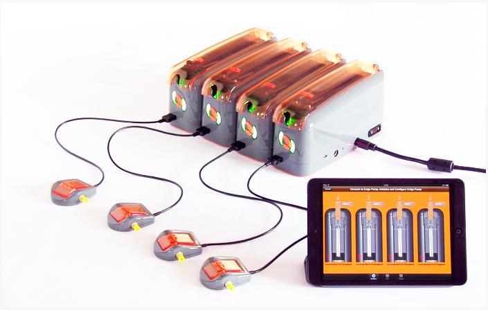Microfluidic Pump