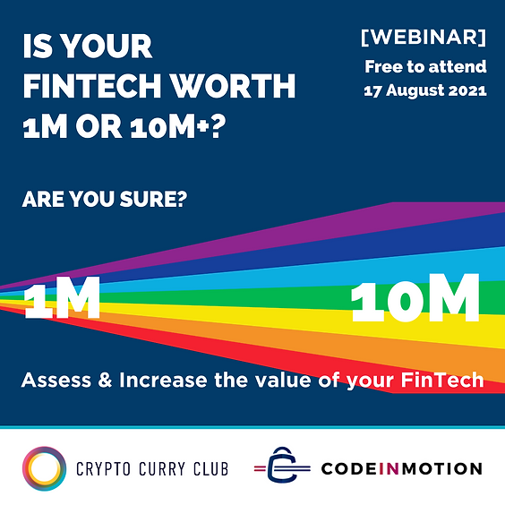 Increase Valuation & Odds of selling your FinTech