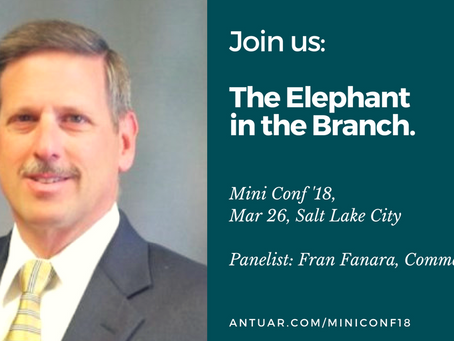 [Interview] SVP Fran Fanara, Commerce Bank and their approach to spaces, places and elephants in the