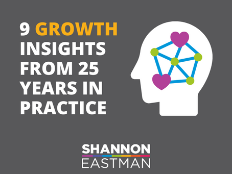 9 insights from a lifetime resolving business growth