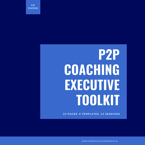 P2P Coaching Executive Programme
