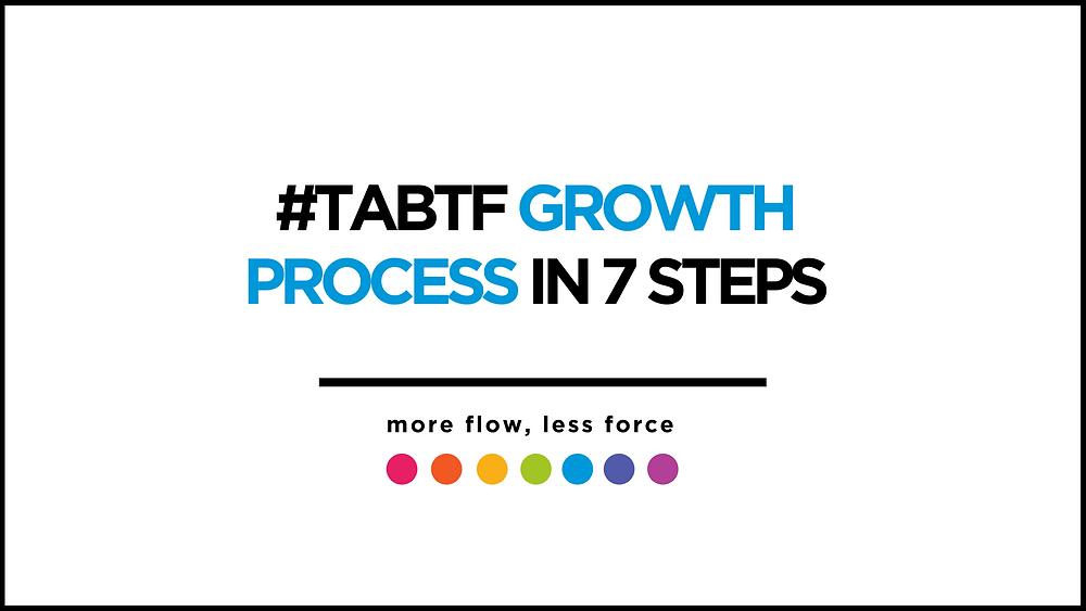 7 Step Growth Process
