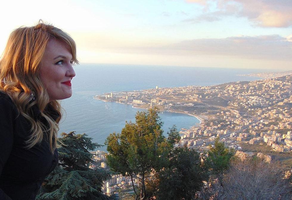 Shannon Eastman Beirut Lebanon