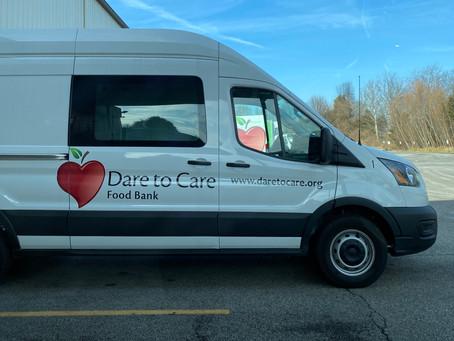 Dare to Care Food Drive Recap