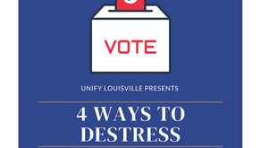 4 Ways to Destress on Election Night