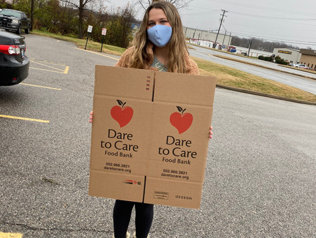 Unify Louisville to Host Food Drive