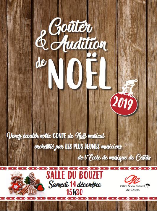 Conte de Noël musical