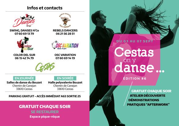 Cestas on y danse ! Version 2019 !