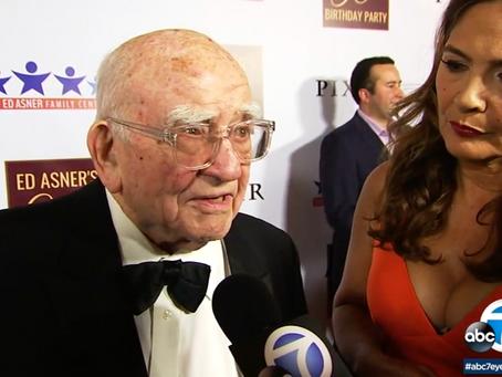 Ed Asner: Sex Symbol at 90?