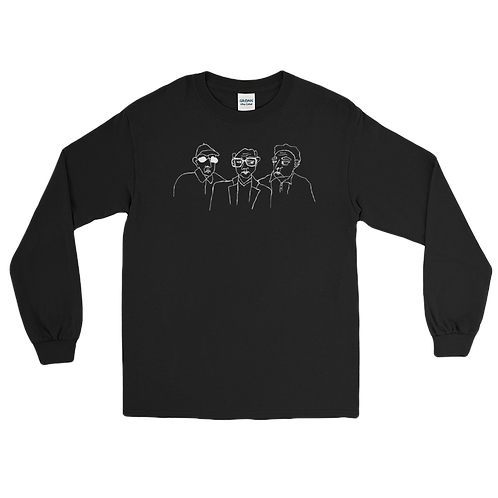 three OJMs long sleeve