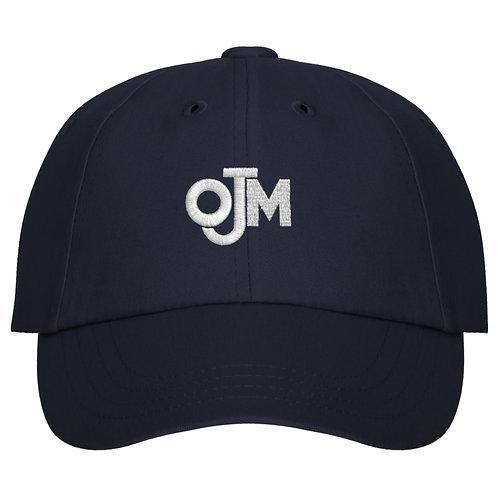 OJM Ball Cap hat navy