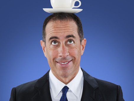 Jerry Seinfeld is a hack!