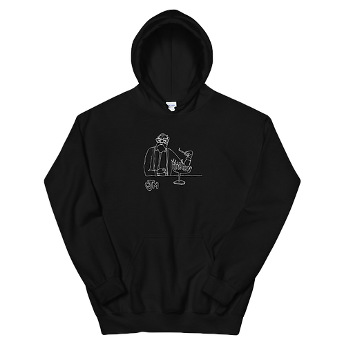 OJM lighting up hoodie