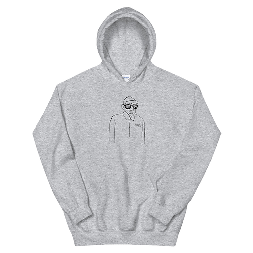 This hoodie will not get you laid