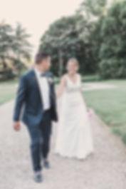 10 octobre - artisan fleuriste - dix octobre - mariage C&F - chateau d'Anjou