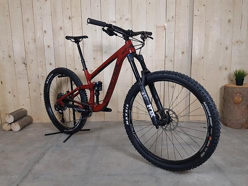 Transition Sentinel Alu GX - Rouge