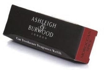 Ashleigh & Burwood Nachfüll-Set Auto duft