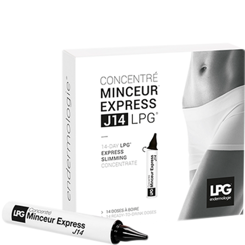 LPG 14 Day express Slimming Concentrate  14 Ampullen à 10 ml