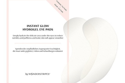 WONDERSTRIPES® Hydrogel Eye Pads 5 x 2 Stk.