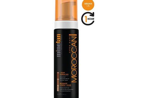 MINETAN Self Tan Foam My Moroccan 200 ml