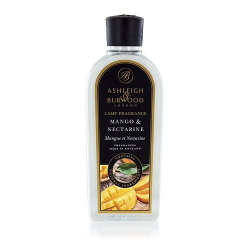 Ashleigh & Burwood: lamp fragrance - Mango & Nectarine 250ml