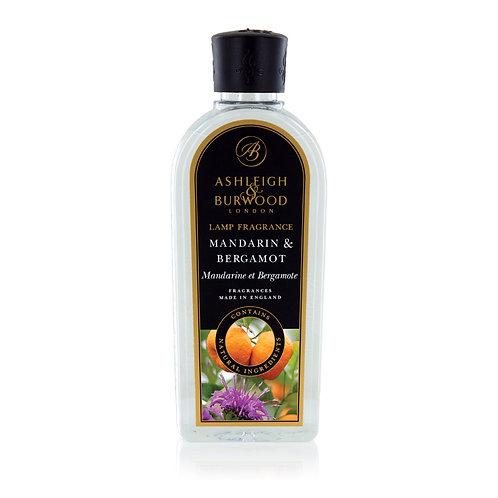 Mandarine & Bergamotte 250ml für Duftlampen