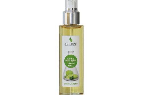 SCHUPP Aroma-Massageöl Limette-Minze 100 ml