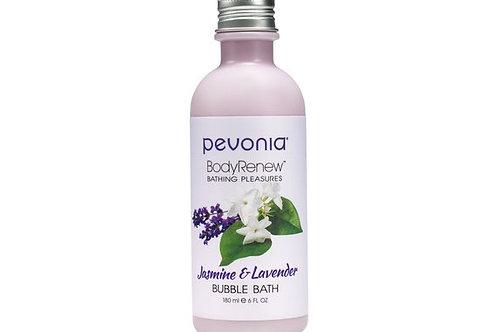 PEVONIA BodyRenew Bubble Bath Jasmine/Lavender 180 ml