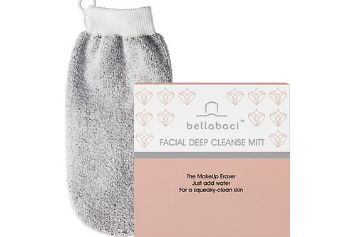 BELLABACI Facial Deep Cleanse Mitt