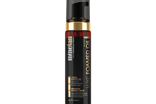 MINETAN Self Tan Luxe Foamed Oil Dark 200ml