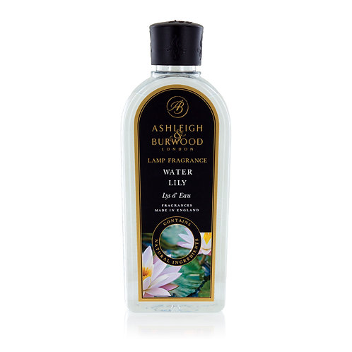 Ashleigh & Burwood: lamp fragrance - water lily 250ml