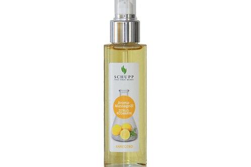 SCHUPP Aroma-Massageöl Zitrus-Rosmarin 100 ml