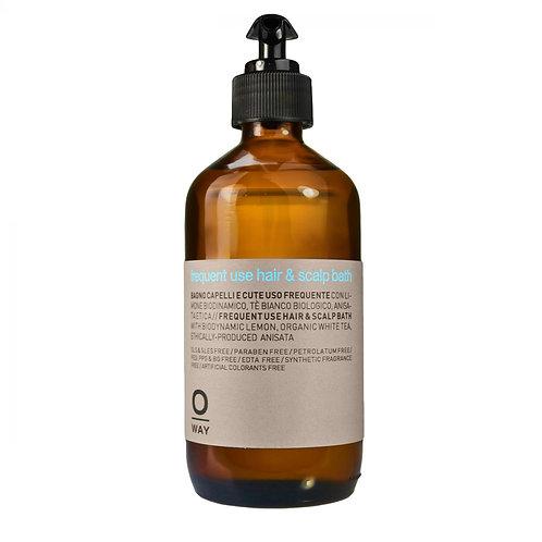 OWAY DailyAct Frequent use Hair & Scalp Bath 240 ml