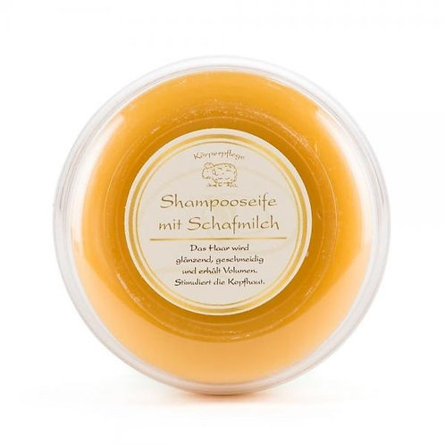 Shampooseife Honig in Dose